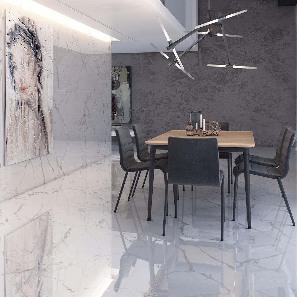 Cifre Bianco Carrara